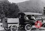 Image of road side camping United States USA, 1917, second 6 stock footage video 65675031042