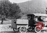 Image of road side camping United States USA, 1917, second 8 stock footage video 65675031042