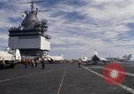 Image of USS Enterprise Gulf of Tonkin Vietnam, 1968, second 11 stock footage video 65675031045