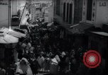 Image of Crowded streets of Tangier Tangier Morocco, 1938, second 1 stock footage video 65675031068
