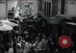 Image of Crowded streets of Tangier Tangier Morocco, 1938, second 5 stock footage video 65675031068