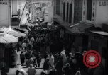 Image of Crowded streets of Tangier Tangier Morocco, 1938, second 11 stock footage video 65675031068