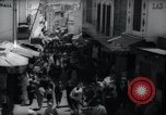 Image of Crowded streets of Tangier Tangier Morocco, 1938, second 12 stock footage video 65675031068