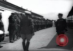 Image of Gendarmerie Inspection Tangier Morocco, 1938, second 4 stock footage video 65675031072