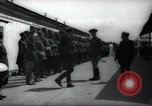Image of Gendarmerie Inspection Tangier Morocco, 1938, second 11 stock footage video 65675031072