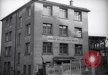 Image of Jewish hostel Paris France, 1938, second 9 stock footage video 65675031076