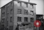 Image of Jewish hostel Paris France, 1938, second 12 stock footage video 65675031076