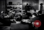 Image of Jewish refugees in class Paris France, 1938, second 1 stock footage video 65675031080