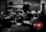 Image of Jewish refugees in class Paris France, 1938, second 3 stock footage video 65675031080
