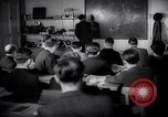 Image of Jewish refugees in class Paris France, 1938, second 5 stock footage video 65675031080