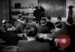 Image of Jewish refugees in class Paris France, 1938, second 6 stock footage video 65675031080