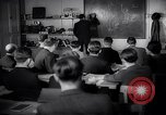 Image of Jewish refugees in class Paris France, 1938, second 7 stock footage video 65675031080
