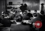 Image of Jewish refugees in class Paris France, 1938, second 11 stock footage video 65675031080