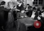 Image of Jewish refugees learn sewing Paris France, 1938, second 1 stock footage video 65675031081