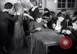 Image of Jewish refugees learn sewing Paris France, 1938, second 9 stock footage video 65675031081