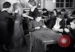 Image of Jewish refugees learn sewing Paris France, 1938, second 12 stock footage video 65675031081