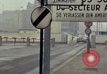 Image of Berlin Wall Berlin Germany, 1969, second 6 stock footage video 65675031082