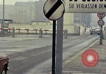Image of Berlin Wall Berlin Germany, 1969, second 7 stock footage video 65675031082