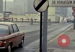 Image of Berlin Wall Berlin Germany, 1969, second 8 stock footage video 65675031082