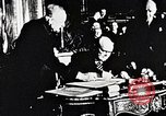 Image of North Atlantic Treaty signing Washington DC USA, 1949, second 12 stock footage video 65675031083