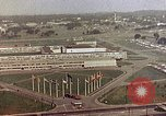 Image of Supreme Hedquarters Allied Powers Europe Casteau Belgium, 1969, second 3 stock footage video 65675031084