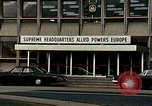 Image of Supreme Hedquarters Allied Powers Europe Casteau Belgium, 1969, second 9 stock footage video 65675031084