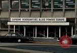 Image of Supreme Hedquarters Allied Powers Europe Casteau Belgium, 1969, second 10 stock footage video 65675031084