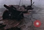 Image of Soviet submersible tank Soviet Union, 1969, second 1 stock footage video 65675031089