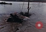 Image of Soviet submersible tank Soviet Union, 1969, second 3 stock footage video 65675031089