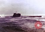 Image of Soviet submarine and missile launch Arctic Ocean, 1969, second 2 stock footage video 65675031090