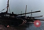 Image of Soviet Floating bridge Soviet Union, 1969, second 5 stock footage video 65675031093