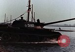 Image of Soviet Floating bridge Soviet Union, 1969, second 7 stock footage video 65675031093