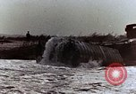 Image of Soviet Floating bridge Soviet Union, 1969, second 11 stock footage video 65675031093
