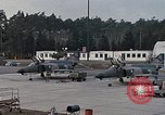 Image of F-4 Phantom squadron scramble Europe, 1969, second 6 stock footage video 65675031106
