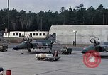 Image of F-4 Phantom squadron scramble Europe, 1969, second 10 stock footage video 65675031106
