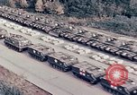 Image of United States Army tank columns Europe, 1969, second 3 stock footage video 65675031115