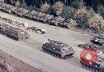 Image of United States Army tank columns Europe, 1969, second 8 stock footage video 65675031115