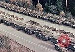 Image of United States Army tank columns Europe, 1969, second 10 stock footage video 65675031115