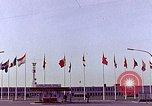 Image of Supreme Headquarters Allied Powers Europe facility Mons Belgium, 1969, second 7 stock footage video 65675031116