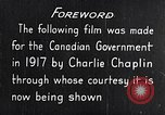 Image of Some Bonds I Have Known Canada, 1942, second 3 stock footage video 65675031117