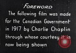 Image of Some Bonds I Have Known Canada, 1942, second 5 stock footage video 65675031117