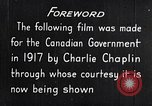 Image of Some Bonds I Have Known Canada, 1942, second 8 stock footage video 65675031117