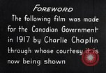 Image of Some Bonds I Have Known Canada, 1942, second 10 stock footage video 65675031117