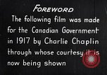Image of Some Bonds I Have Known Canada, 1942, second 12 stock footage video 65675031117