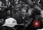 Image of Fidel Castro enters Havana Havana Cuba, 1959, second 10 stock footage video 65675031122