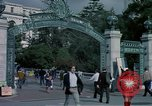 Image of  University of California, Berkeley. Berkeley California USA, 1976, second 4 stock footage video 65675031128