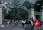 Image of  University of California, Berkeley. Berkeley California USA, 1976, second 5 stock footage video 65675031128