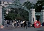 Image of  University of California, Berkeley. Berkeley California USA, 1976, second 6 stock footage video 65675031128