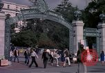 Image of  University of California, Berkeley. Berkeley California USA, 1976, second 8 stock footage video 65675031128