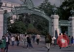 Image of  University of California, Berkeley. Berkeley California USA, 1976, second 10 stock footage video 65675031128